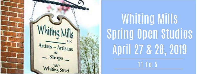 Whiting Mills Spring Open Studio